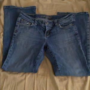 (2 for 25$) vintage AE boyfriend 77 jeans